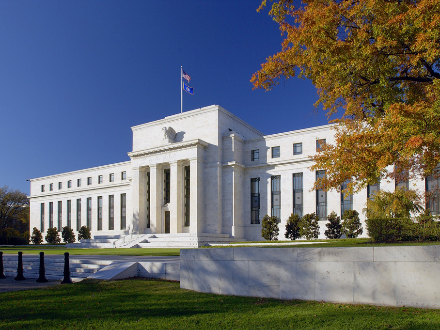 US Fed holds rate, to continue to buy $80B of bonds