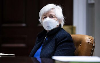 Janet Yellen - Secretary of the Treasury